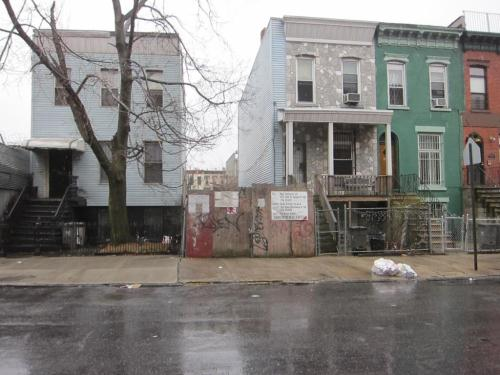 Vacant Land For Sale Bed Stuy